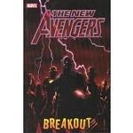 Обложка книги New Avengers Vol. 1: Breakout