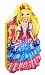 Принцесса. Книга-кукла
