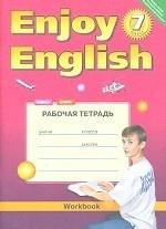 Enjoy English 7кл [Раб. тетр.]