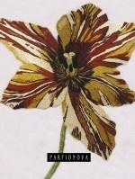 Блокнот для записей «Раскрытый тюльпан»