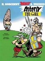 Обложка книги Asterix the Gaul (Asterix)