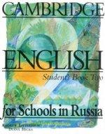Английский язык. Кембриджский курс английского языка для российских школ. Учебник. 7 класс. Уровень 2