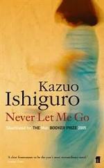Обложка книги Never Let Me Go