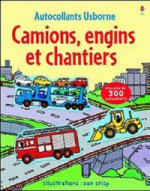 Camions, engins et chantiers 1: Les camions