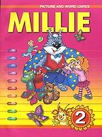 Millie. Picture and Word Cards. Карточки с рисунками и словами