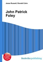 Обложка книги John Patrick Foley