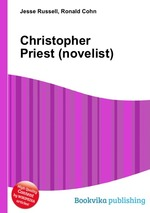Обложка книги Christopher Priest (novelist)