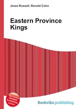 Обложка книги Eastern Province Kings