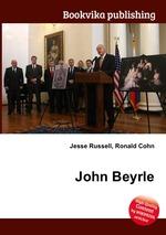 Обложка книги John Beyrle