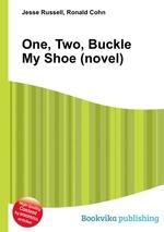 Обложка книги One, Two, Buckle My Shoe (novel)