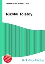 Обложка книги Nikolai Tolstoy