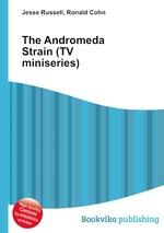 Обложка книги The Andromeda Strain (TV miniseries)