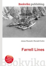 Обложка книги Farrell Lines