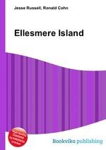 Обложка книги Ellesmere Island