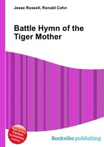 Обложка книги Battle Hymn of the Tiger Mother