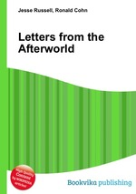 Обложка книги Letters from the Afterworld