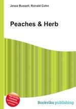 Обложка книги Peaches & Herb