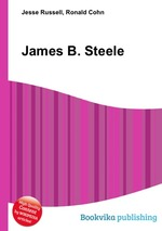 Обложка книги James B. Steele
