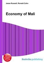 Обложка книги Economy of Mali