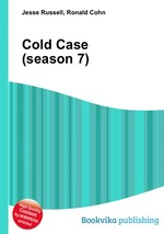 Обложка книги Cold Case (season 7)