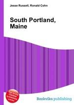Обложка книги South Portland, Maine