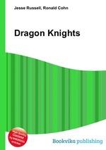 Обложка книги Dragon Knights
