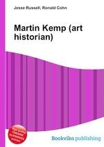Обложка книги Martin Kemp (art historian)