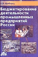 Бюджетирование деятельности промышленных предприятий России