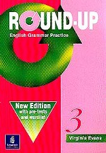 Round-Up 3. English Grammar Practice. New Edition with pre-tests and wordlist