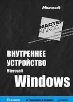 Внутреннее устройство Microsoft Windows