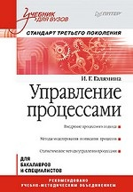 Управление процессами: Учебник для вузов. Стандарт третьего поколения