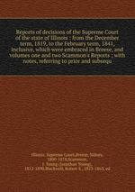 a case study of the bradwell v illinois court case and the decision of the illinois supreme court to