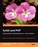 Ajax and PHP. Building Modern Web Applications 2nd Edition