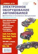 Электронное оборудование автомобилей. Диагностика и ТО Выпуск 86
