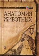 Анатомия животных. + DVD. Учебн. пос., 1-е изд