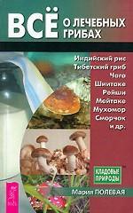 Все о лечебных грибах