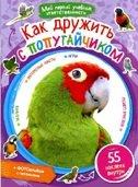 Как дружить с попугайчиком