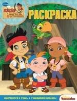 Джейк и пираты Нетландии. Волшебная раскраска