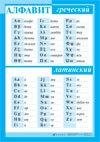 Греческий алфавит.Латинский алфавит.(1) 70х100
