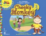 "Cheeky Monkey 3 разв.пос. дет.образ""Моз.парк"""