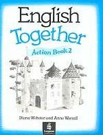 Обложка книги English Together 2 Activity Book