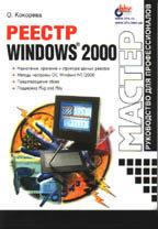 Реестр Windows 2000
