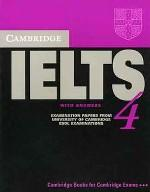 Cambridge. IELTS 4. Student`s book with answers