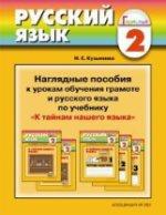 Кузьменко Наглядные пособия к урокам обучения грамоте и русского языка 2 кл. (21век)