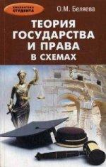 Теория государства и права в схемах. Учебное пособие