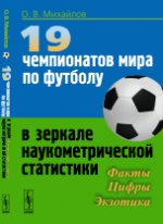 19 чемпионатов мира по футболу в зеркале наукометрической статистики. Факты, цифры, экзотика