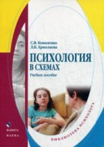 С. В. Коваленко. Психология в схемах. Учебное пособие