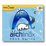 ArchLinux 2006 Spring (1DVD)