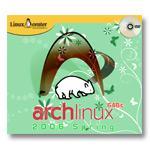 ArchLinux Linuxcenter Edition 64Bit (1DVD)