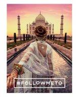 Follow Me to. Впечатляющие приключения Натальи и Мурада Османн - российской пары путешественников, покоривших мир!